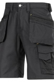 3014 Craftsmen Holster Pocket Shorts, Canvas+