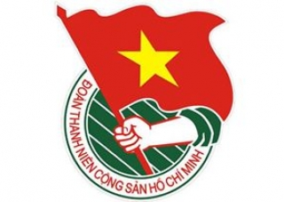 Outline propaganda celebrates the 84th anniversary of Ho Chi Minh Communist Youth Union