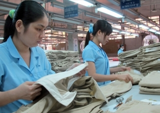 Textile and garment export turnover in 2016 is estimated at $ 28.5 billion